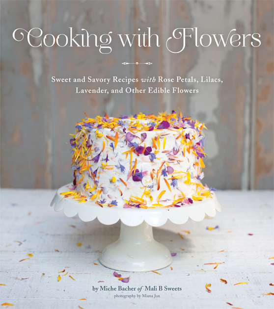 Cooking with Flowers photo