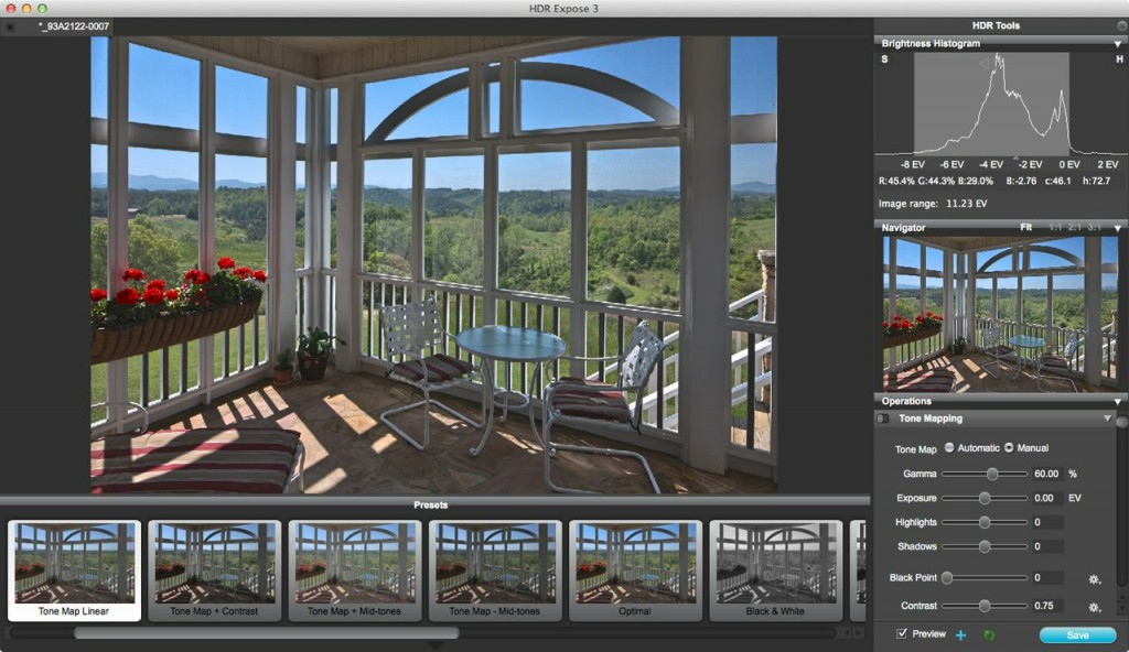 One of the updates to 32 Float v. 3 includes improved adaptive tone-mapping.