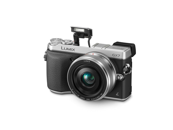The Panasonic DMC-GX7 Camera