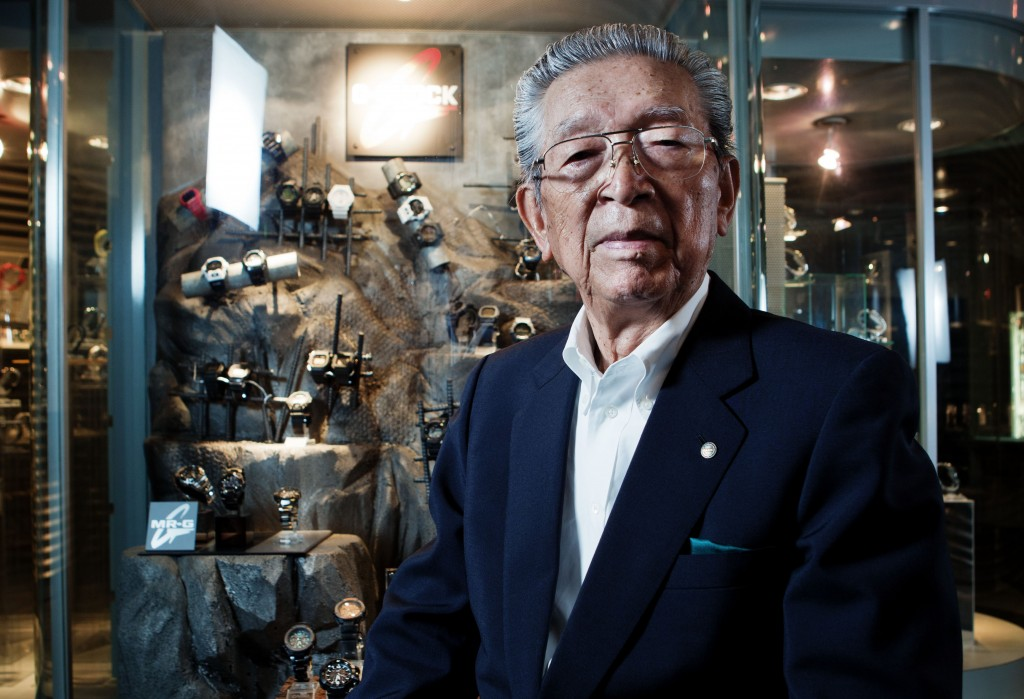 CASIO - Kazuo Kashio for Hiroko Tabuchi's