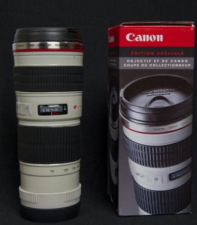 Original Canon Lens Mug