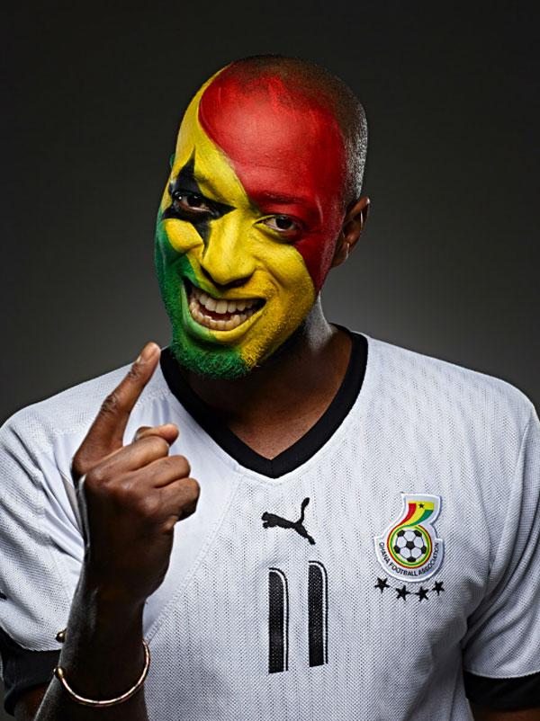 Ghana. © Monte Isom