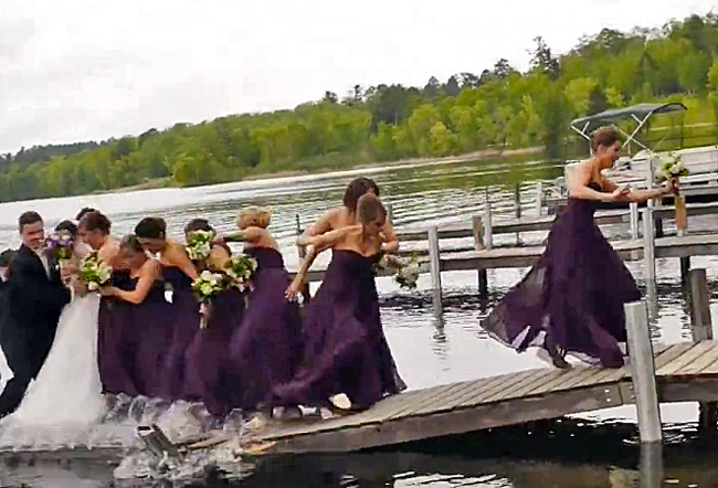 Wedding-Dock-Collapse