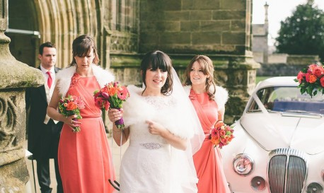 A Picture Perfect, English Estate Wedding by Jess Petrie Photography [RF Wedding of the Week]