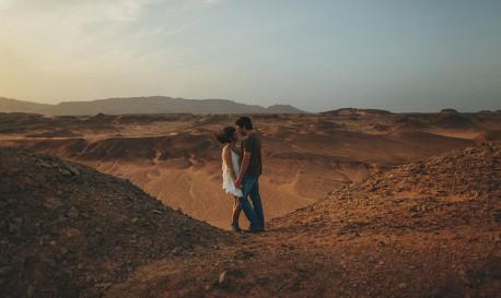 Desert Dreams and Egyptian Elegance, by Petar Jurica [RF Wedding of the Week]