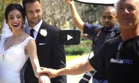 On Location in Savannah Shooting a Bride and Groom with Rick Ferro [RF Video of the Week]