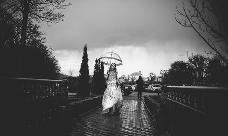 An Atmospheric Irish Wedding, by Eric Savoie [RF Wedding of the Week]