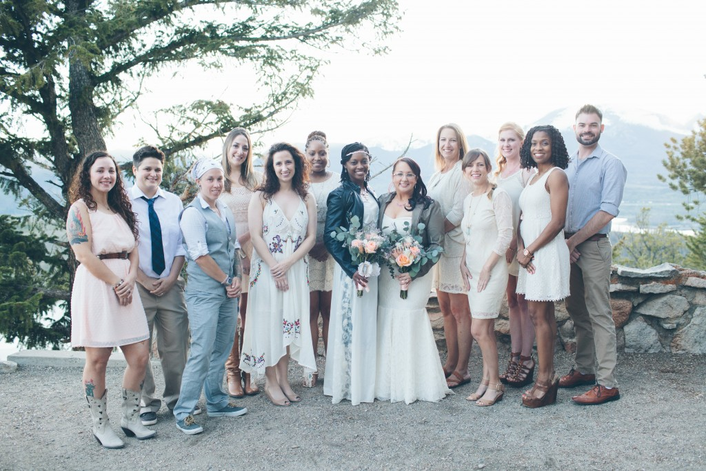 Lacey and Tiffany Elopement by Cassandra Zetta - 40