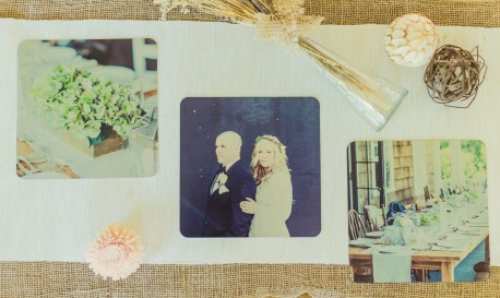 It's in the Details: Vanessa Joy's Metal-Printed Wedding Photos
