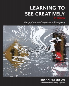 Book Cover--Learning to See Creatively by Bryan Peterson
