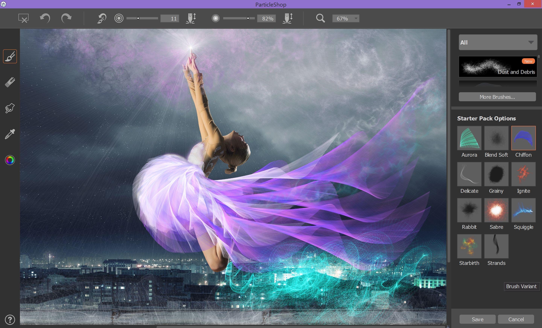 3d отражение в фотошоп