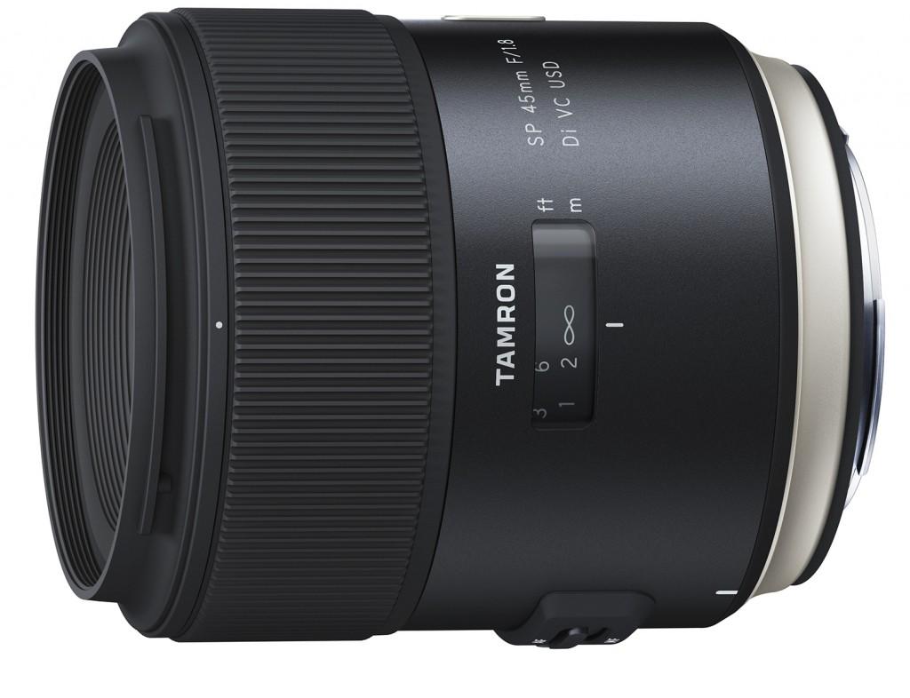 Tamron SP 45mm F1.8 Di VC USD_model F013 (Canon mount)