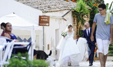 A Sicilian Summer Wedding, By Francesca Bosco [RF Wedding of the Week]