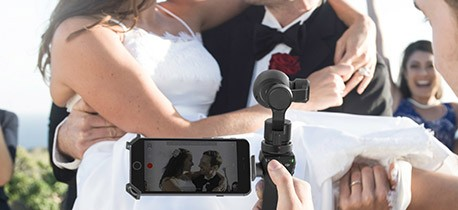 DJI's Osmo Could Revolutionize Your Filmmaking