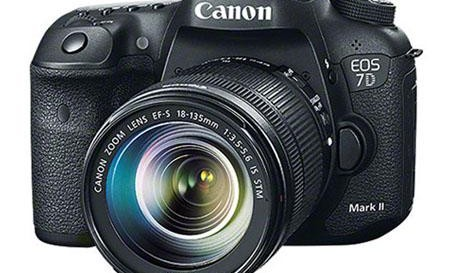 RF Deals: The Lowest Price Yet on a Canon 7D Mark II & 18-135mm Lens!