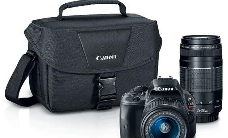 RF Deals: Save on an Incredible Canon Rebel SL1 Bundle