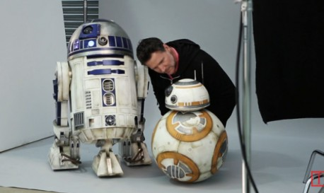 Shooting the Stars of Star Wars (Both Human and Robotic) by Marco Grob for TIME Magazine [RF Video of the Week]