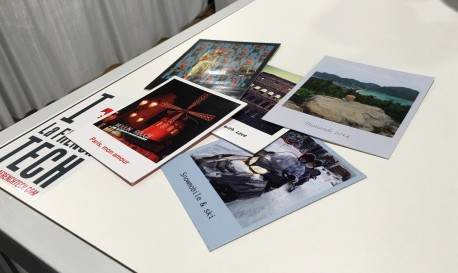 Spotted @ CES: A Cool New Way to Make Photo Prints and Connect with Customers