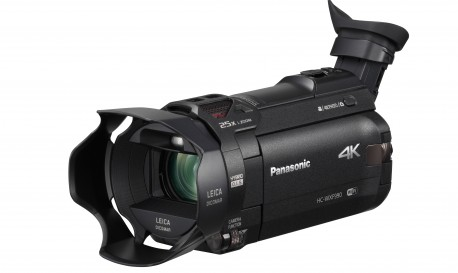 Panasonic's Newest Video Camera Brings a Cinematic Touch