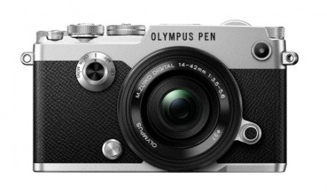 Throwback: New Olympus PEN-F Marries Classic Looks, Modern Tech