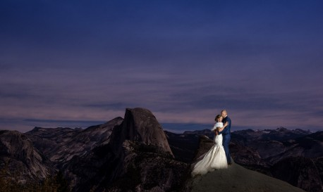 Next Stop: Yosemite Park, with Charleton Churchill [RF Wedding of the Week]