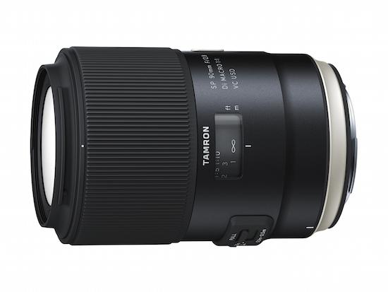 Tamron SP 90mm F2.8 Di VC USD (model F017 Canon mount)