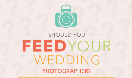 Should You Feed Your Wedding Photographer?