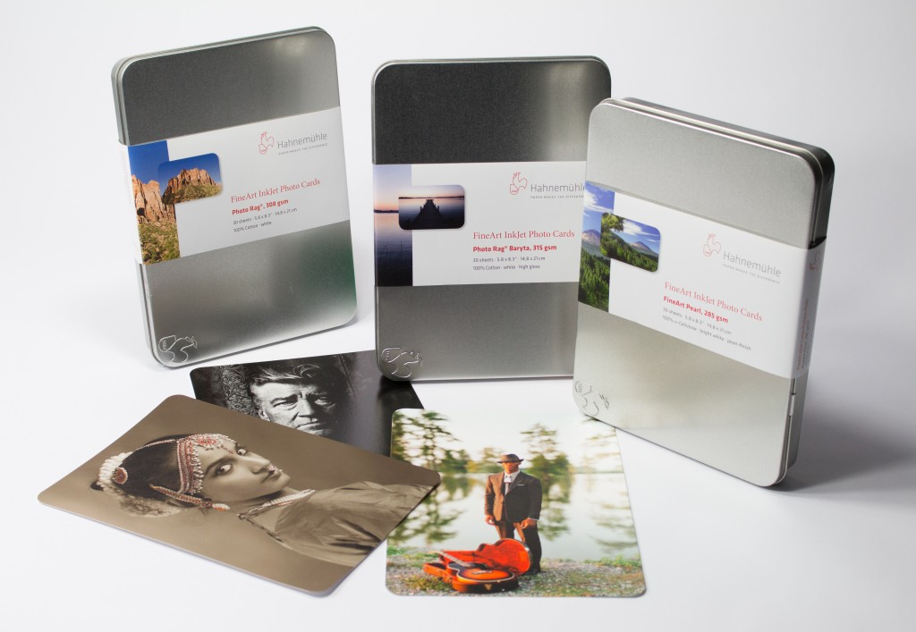 Hahnemuehle A5 Photo Cards Assortment