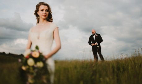 Touching Tuscan Elopement, by Francesco Spighi [Rf Wedding of the Week]