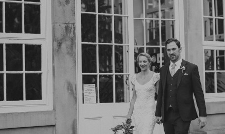 Greenery and Finery, by Jess Petrie Photography [Rf Wedding of the Week]