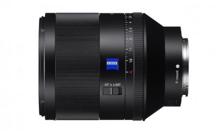 Sony's New 50mm Prime Brings the Bokeh