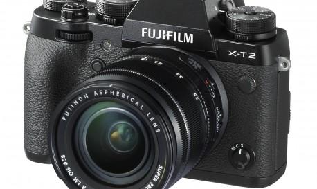 Fuji Cranks AF Performance in New X-T2