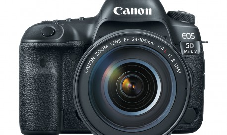 Canon's 5D Mark IV Is Here