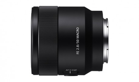 Sony's New 50mm Gets Up Close and Personal