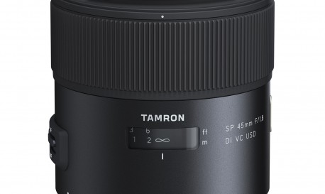 Lens Review: Tamron's 45mm—A Unique Specimen