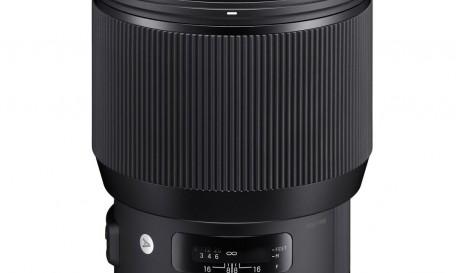 Sigma Debuts Three New Lenses
