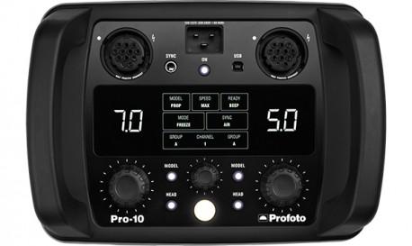 Profoto Ramps Up Speed in New Pro-10 Studio Generator