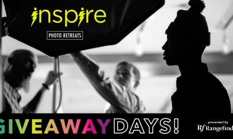 Ready to Get Inspired? Enter Now for a Chance to Win a Ticket to the 2017 Inspire Photo Retreat