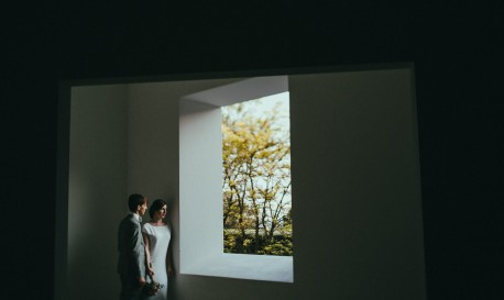 A Study in Light and Shadow, by Lato Photography [Rf Wedding of the Week]