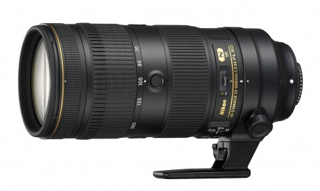 New Glass: Nikon Rolls Out New 70-200mm Plus a Tantalizing Tilt-Shift