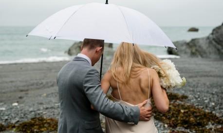 When It Rains... by Laura Babb [Rf Wedding of the Week]