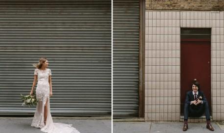 A Proper English Wedding, By Emilie White [Rf Wedding of the Week]