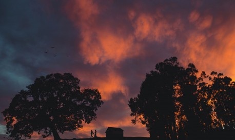 Sky on Fire [Rf Photo of the Day]