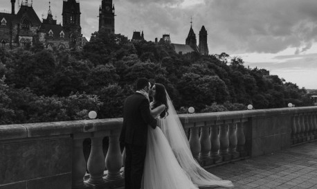 The Beauty of Italy in Ottawa, by Joel and Justyna Bedford [Rf Wedding of the Week]