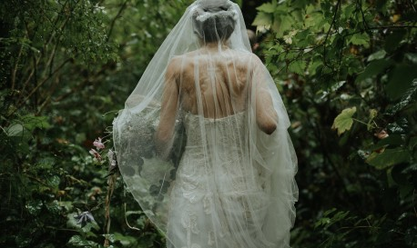Torrential Elopement in Tofino, by Daring Wanderer [Rf Wedding of the Week]