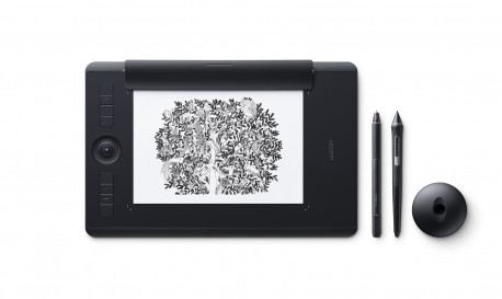 Launched at CES: Wacom's New Intuos Pro Tablets [Tech Tuesday]