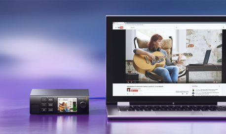 Live from New York...or Anywhere with Blackmagic Design Web Presenter [Tech Tuesday]