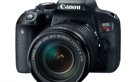 Canon's New Cameras Boast Speedy AF Systems