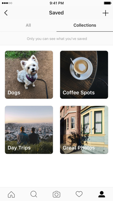 What You Need to Know About Instagram Collections | Rangefinder