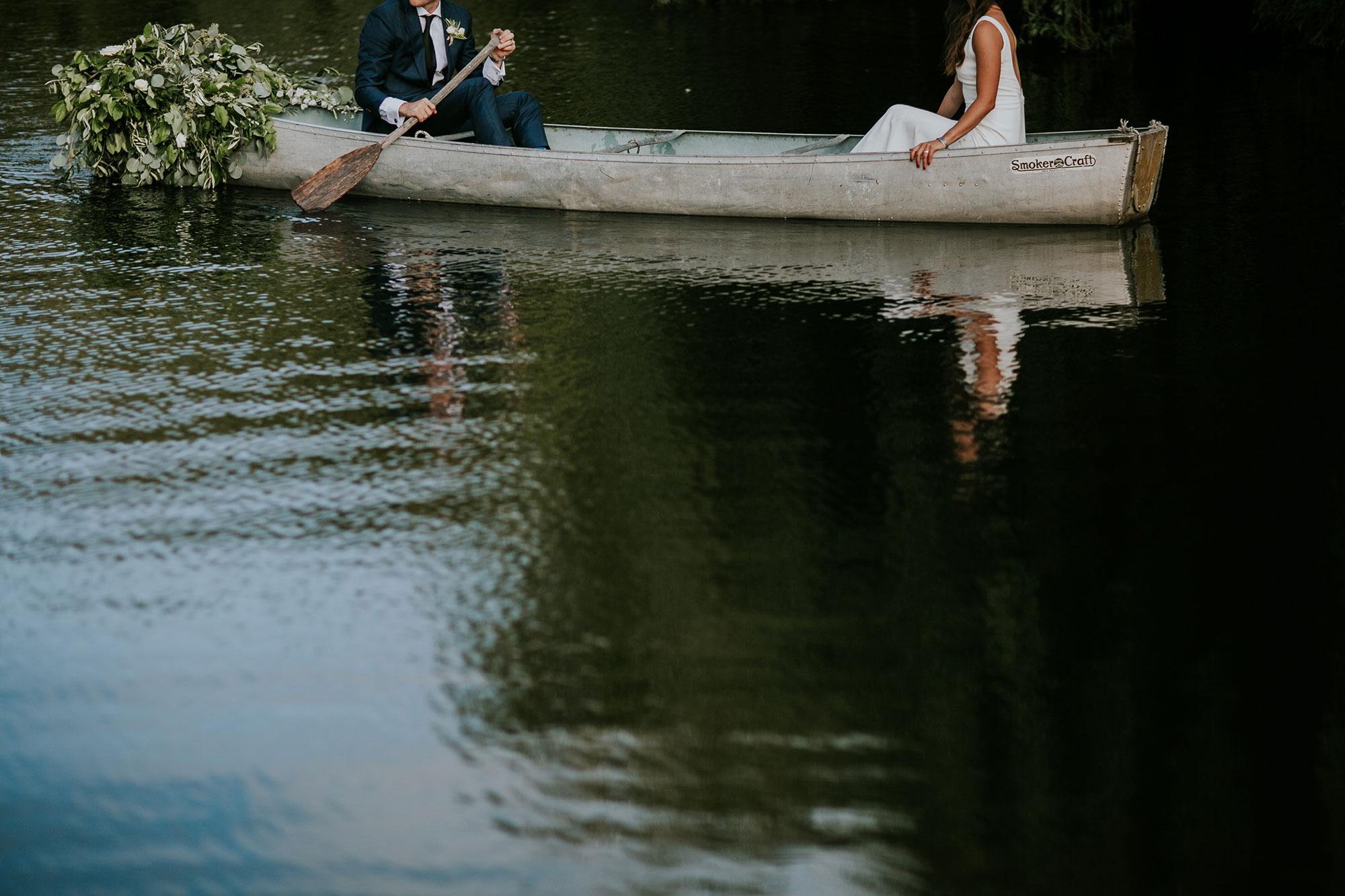 Reflection On Deepp Lake Lake Villa